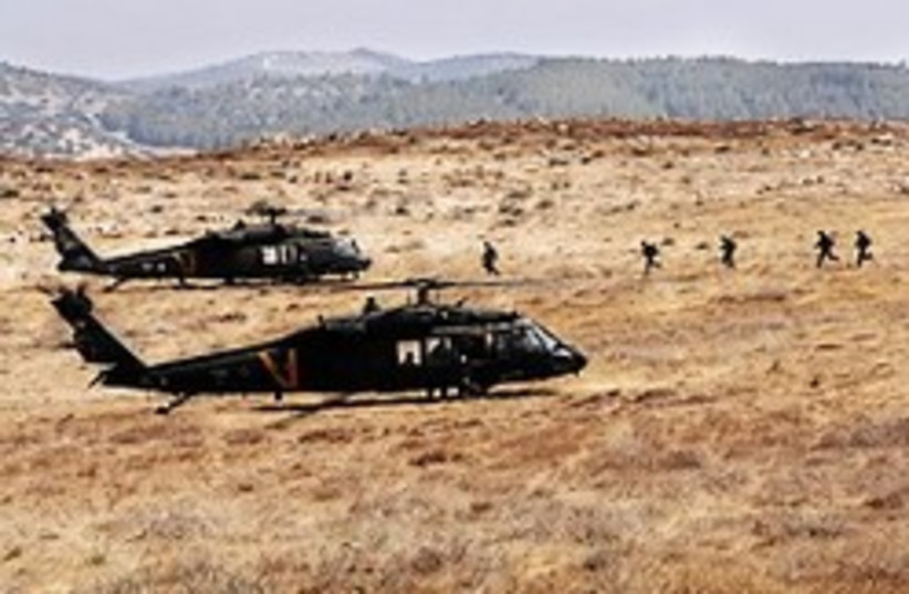 helicopter troops iaf 248.88 (photo credit: IDF [file])