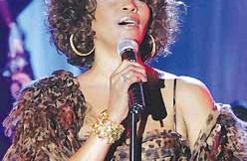 Whitney Houston 88 248 (photo credit: )