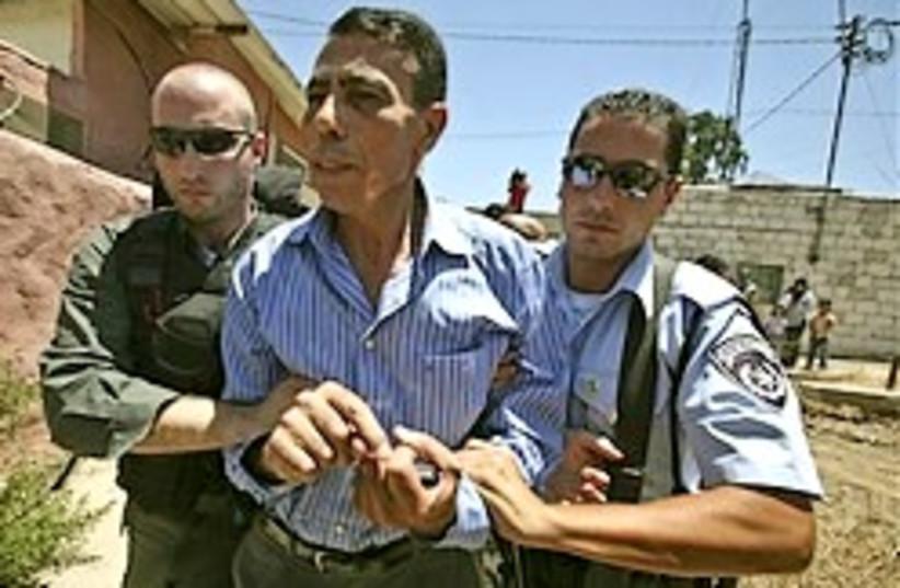 Hatem Abdel Kader arrest 248.88 (photo credit: AP)