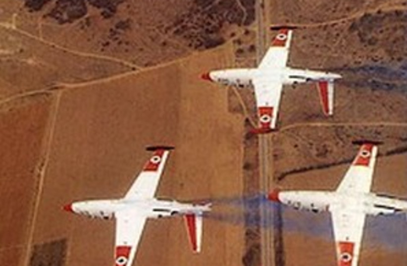 avions (photo credit: IDF)