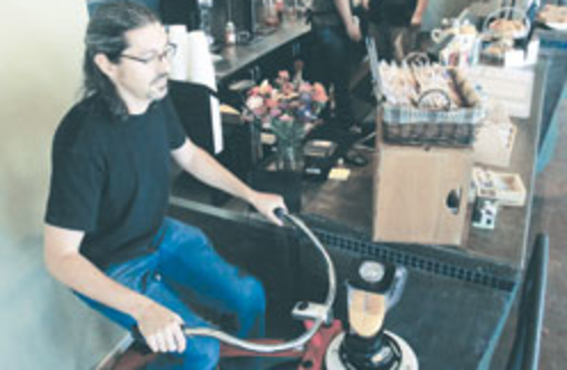 bike smoothie 88 248 (photo credit: )