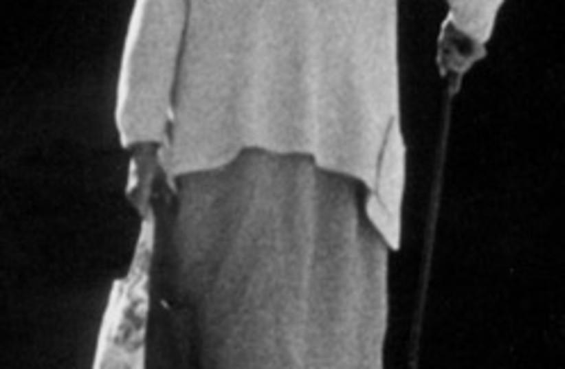 grandma back 88 248 (photo credit: The Jerusalem Post Archives)