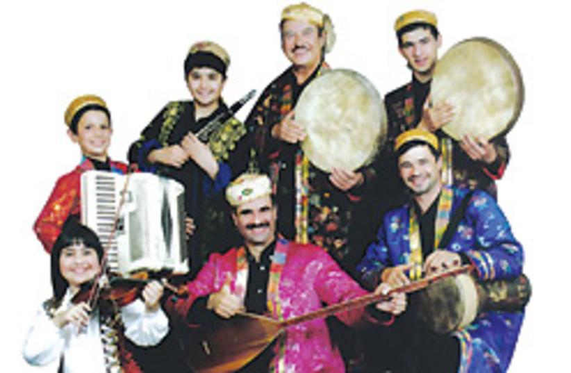 Bukharian music 88 248 (photo credit: )