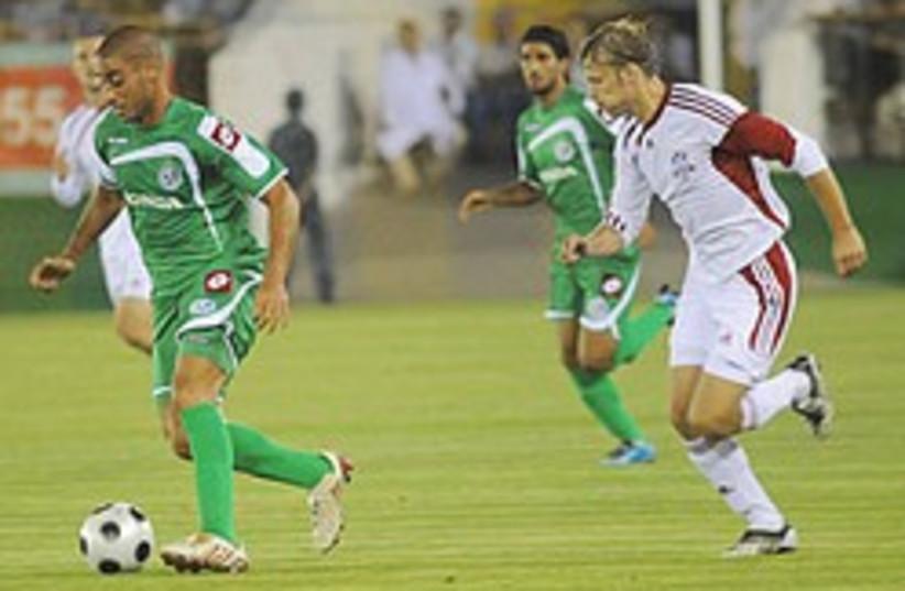 Maccabi Haifa kazakhstan 248.88 (photo credit: Maccabi Haifa Web site)