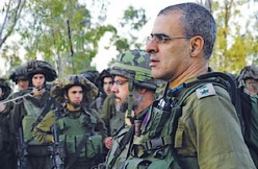 Ilan Malka givati 248.88 IDF (photo credit: IDF)