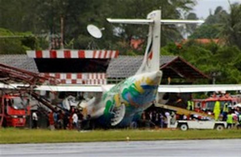 thai plane 248.88 (photo credit: AP)