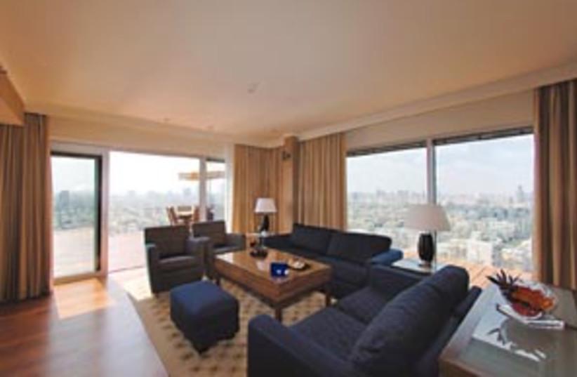 luxury hotel room 88 298 (photo credit: Courtesy Photo)