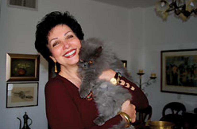 Zali de Toledo 88 248 (photo credit: Gloria Deutsch)