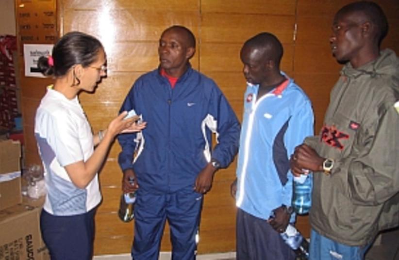 abramski runnersmarathon (photo credit: Frankie Sachs)