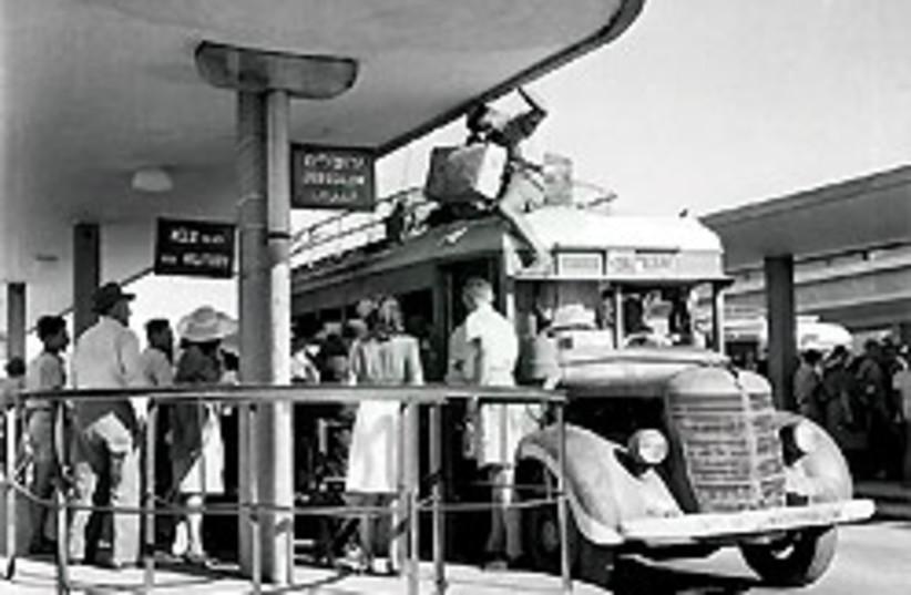 old tel aviv bus station 88 248 (photo credit: )