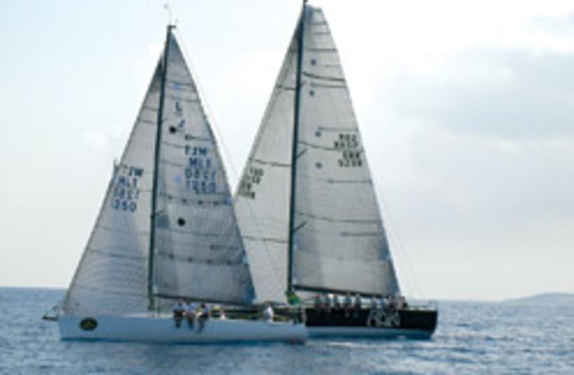 sail boat 88 248 (photo credit: Niv Levy)