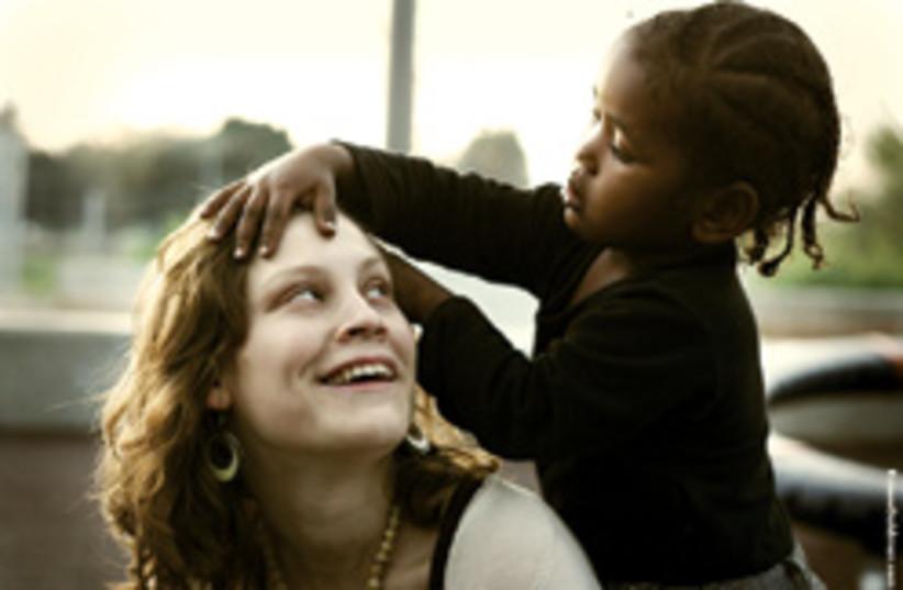 eritrean child 88 248 (photo credit: Ronen Goldman)