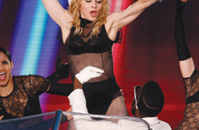 Madonna 88 248 (photo credit: )
