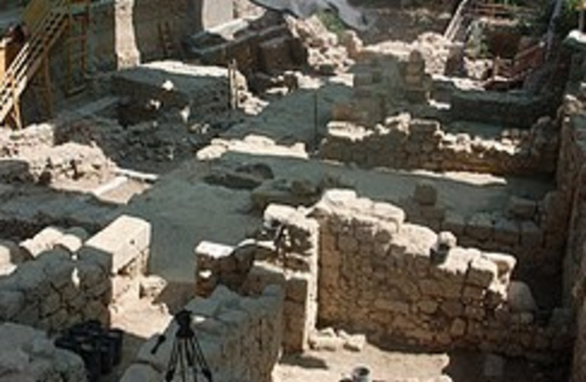 Roman mansion 248.88 (photo credit: Courtesy/Antiquities Authority)