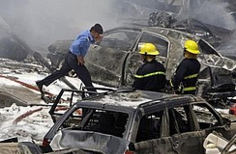 Baghdad blast 248.88 (photo credit: )