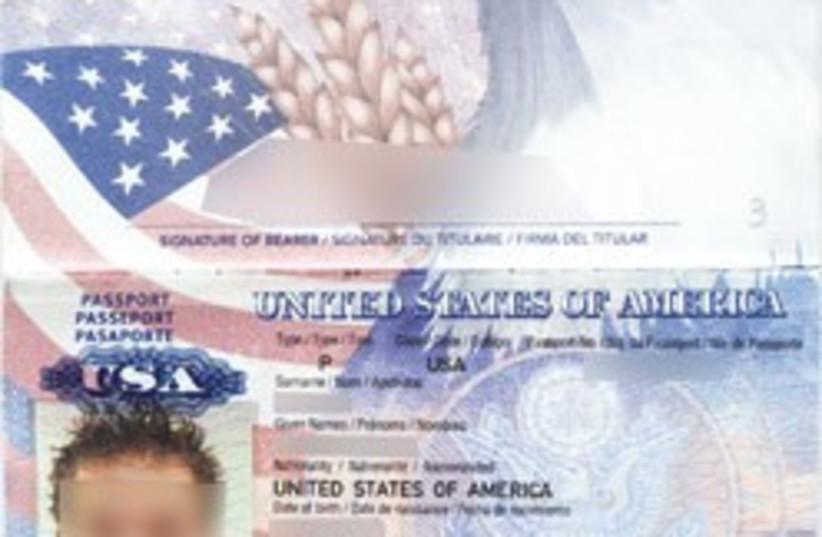passport us 248.88 (photo credit: )
