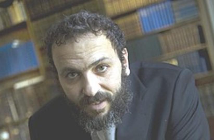 Rabbi Isak Nachman 248.88 (photo credit: Courtesy of Judiska Forsamlingen I Stockholm  )