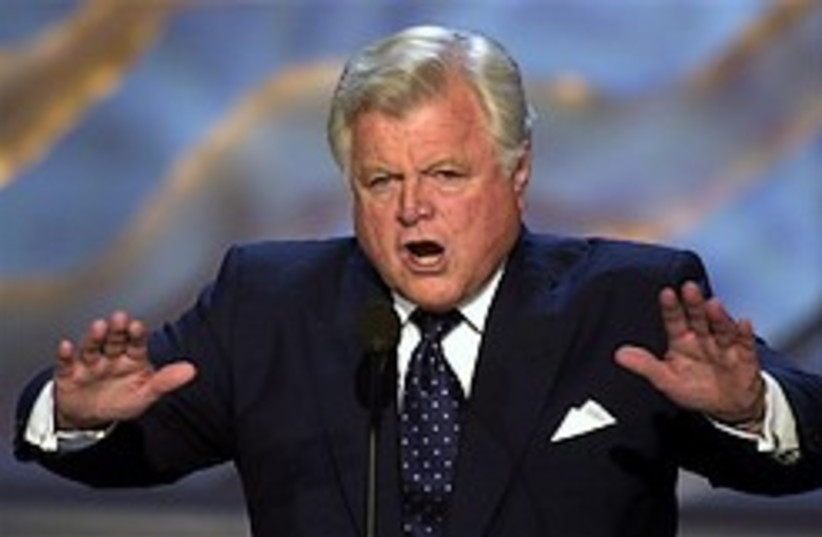 ted kennedy 248.88 (photo credit: AP)