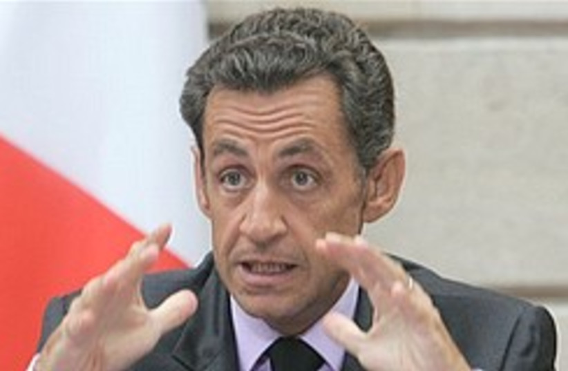 Sarkozy animated 248.88 (photo credit: )