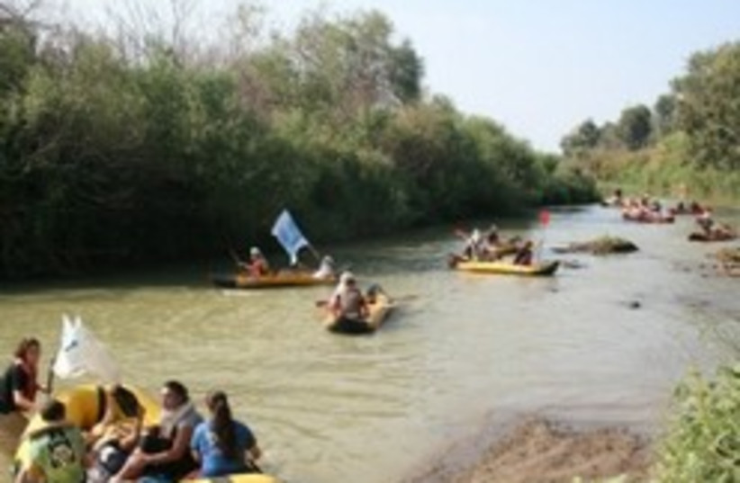 jordan river cleanup 248.88 (photo credit: SPNI)