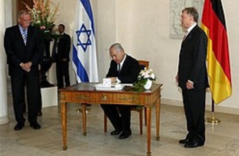 netanyahu berlin 248 88 ap (photo credit: AP)