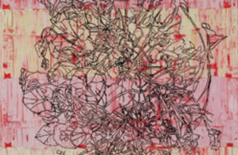 Sharon Poliakine art 88 248 (photo credit: Courtesy of Gordon Gallery, Tel Aviv)