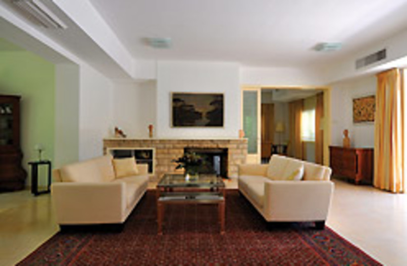 german living room 88 248 (photo credit: Uriel Messa)