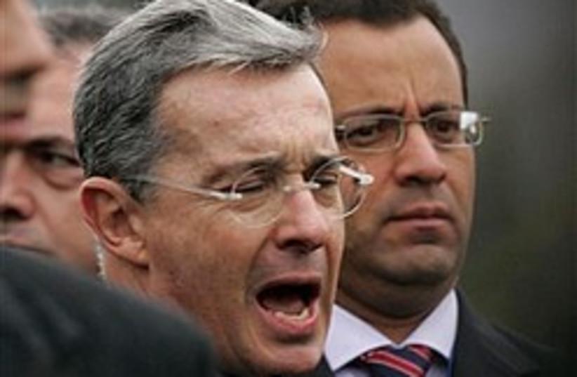Uribe 248.88 (photo credit: )