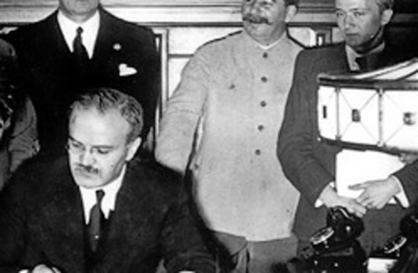 stalin and russian wwII 248.88 ap (photo credit: AP )