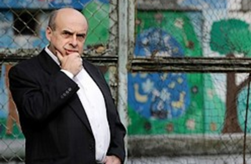 sharansky in russia thinking 248.88 ap (photo credit: AP)