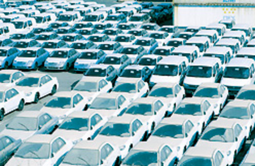 cars24888 (photo credit: Ariel Jerozolimski)