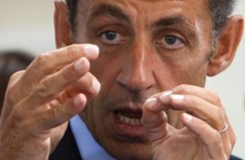 Sarkozy 248.88 (photo credit: )