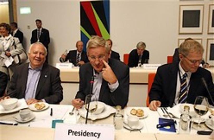 Swedish Foreign Minister Carl Bildt 248  (photo credit: )
