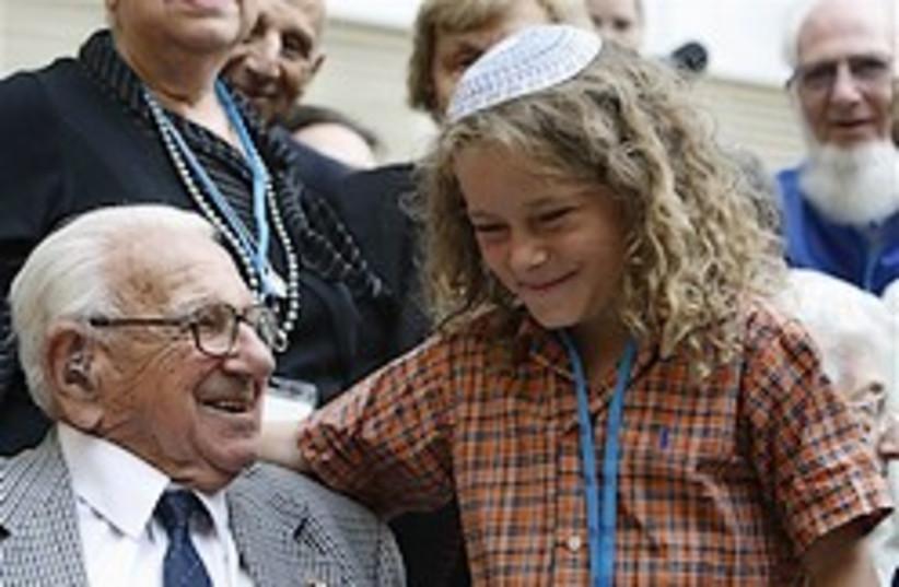 winton holocaust kinderstransports 248 (photo credit: )