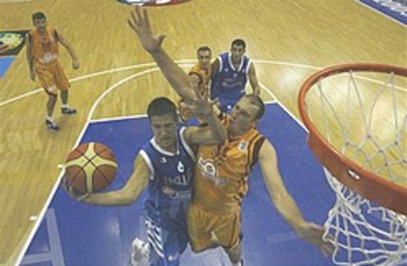 Macedonia basketball 248.88 (photo credit: )
