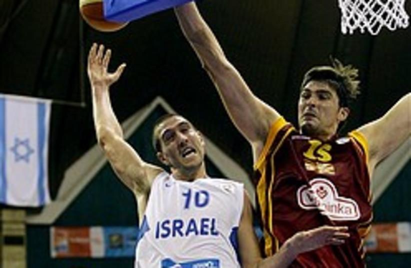 tal burstein basketball 248.88 (photo credit: )