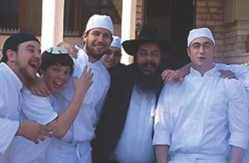 cooking kosher (photo credit: )