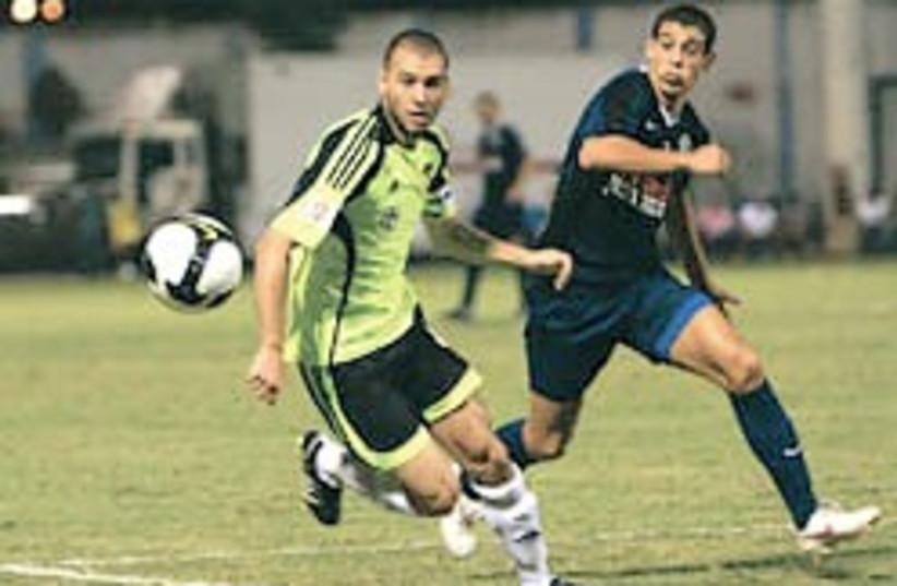 soccer betar bruchian (photo credit: Adi Avishai)