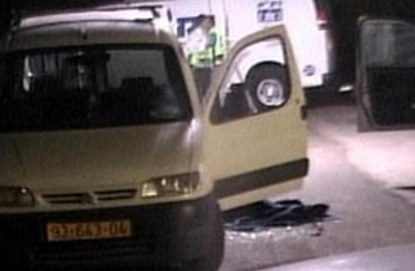 border police zikim murder 248.88 (photo credit: Channel 2)