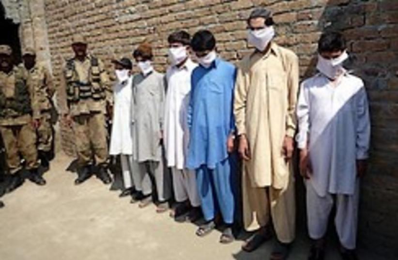 PakistanTerrorists248.88 (photo credit: AP)