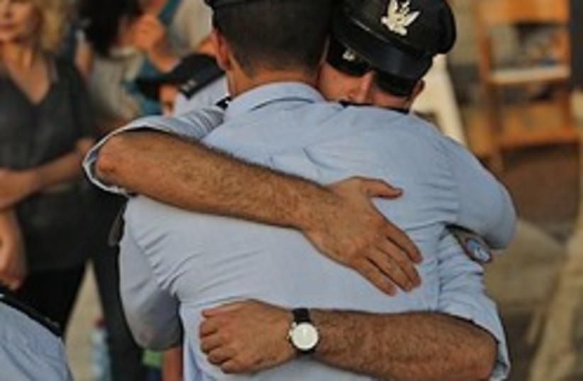 Assaf Ramon funeral 248.88 ap (photo credit: AP)