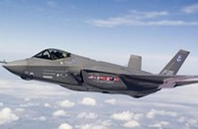 F-35 (photo credit: Courtesy)