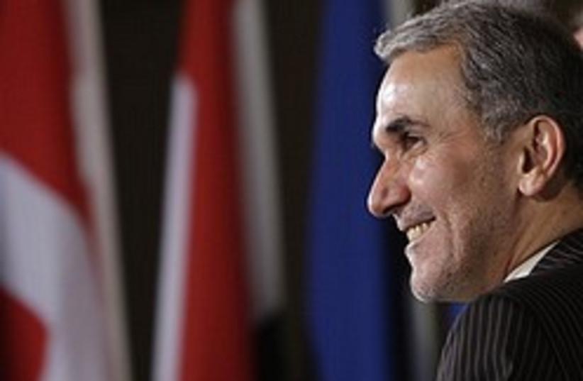 Mohammad Mehdi Akhondzadeh 248 88 ap (photo credit: AP)