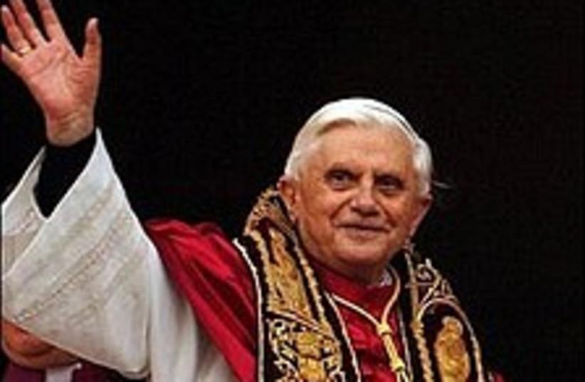 pope benedict 298 88 ap (photo credit: AP [file])