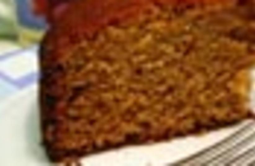 honey cake 88 (photo credit: )