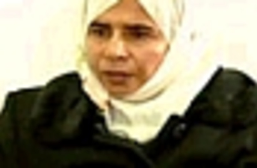 woman bomber 88 (photo credit: )