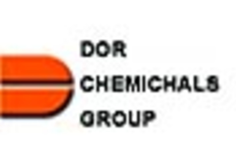 dor chemicals logo 88 (photo credit: )