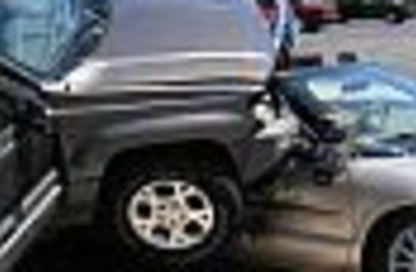 car accident 88 (photo credit: )