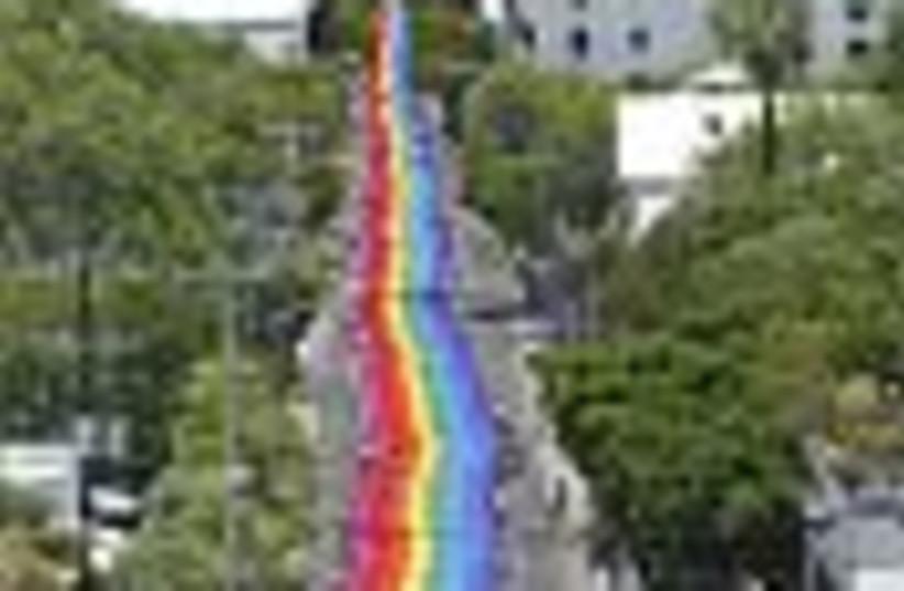 gay parade 88 (photo credit: )