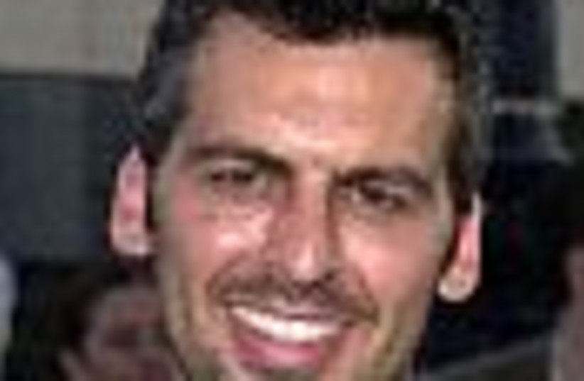oded fehr 88 (photo credit: )
